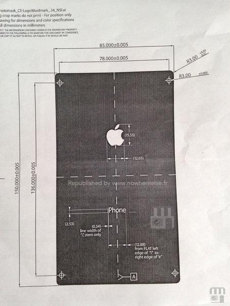 Apple iPhone 6 Leaked Image