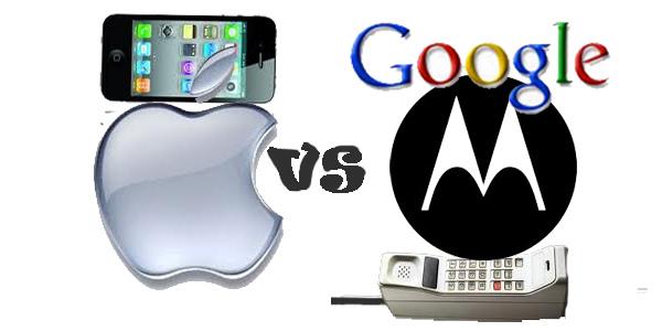 Apple Google patent war