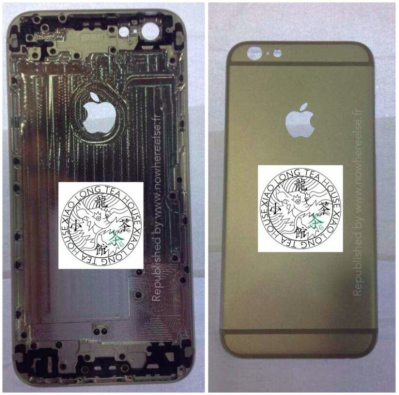 New Leaked images of Apple iPhone 6