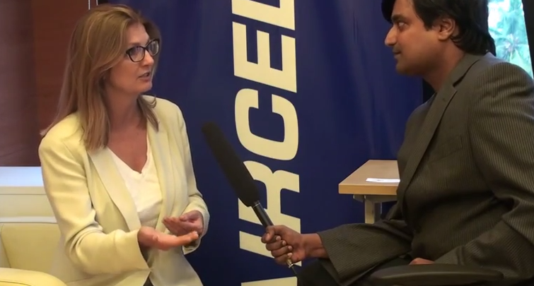 Wikipedia Director Carolynne interveiw