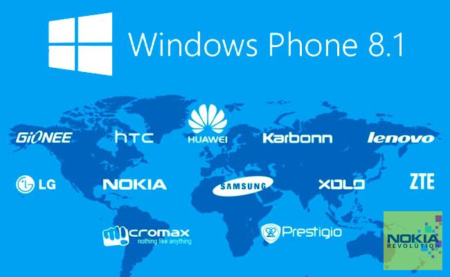 Windows Phone 8.1 Partners