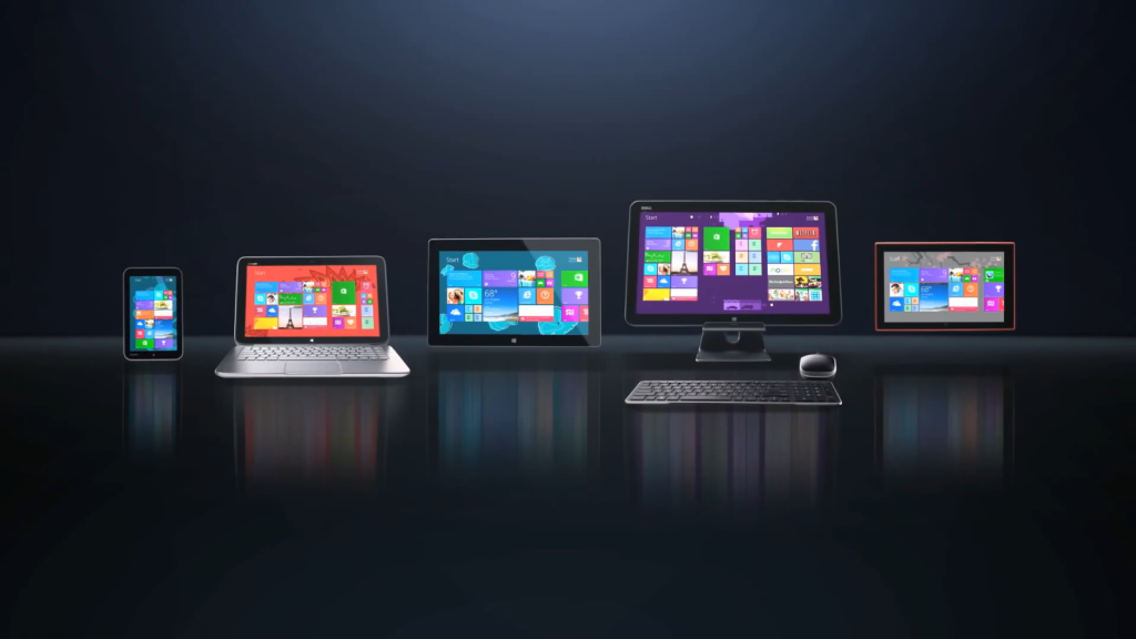 Windows across all devices