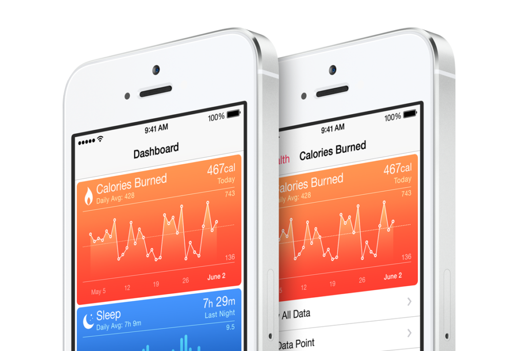 Apple healthkit app