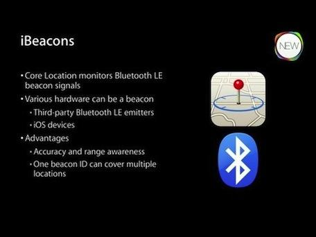 Apple iBeacon Device