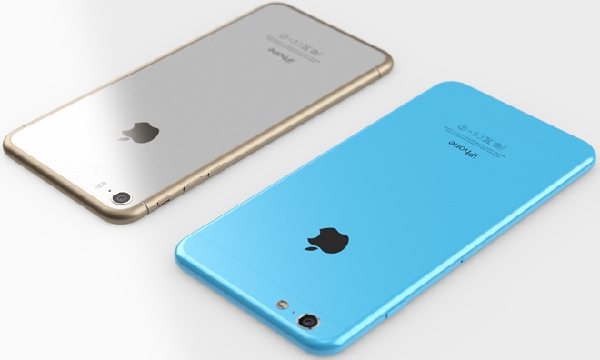 Apple iPhone 6 sales - concept picture