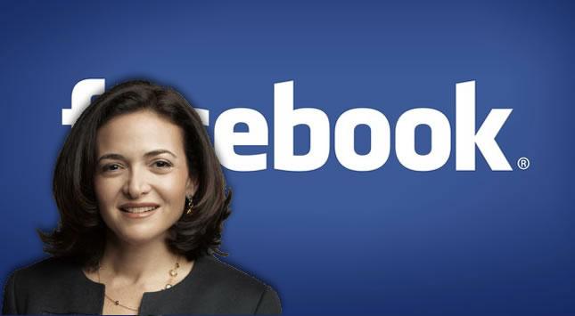 Sheryl Sandberg Facebook-COO