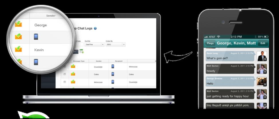 mobile apps on desktop