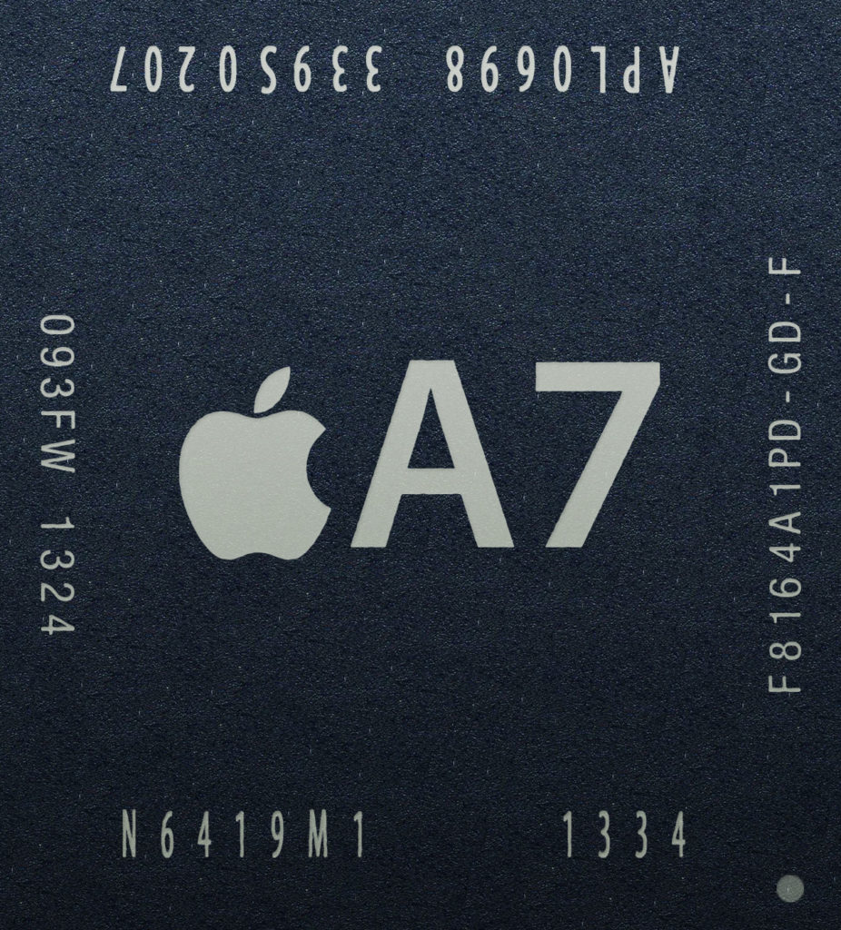 Apple A7 SoC Processor