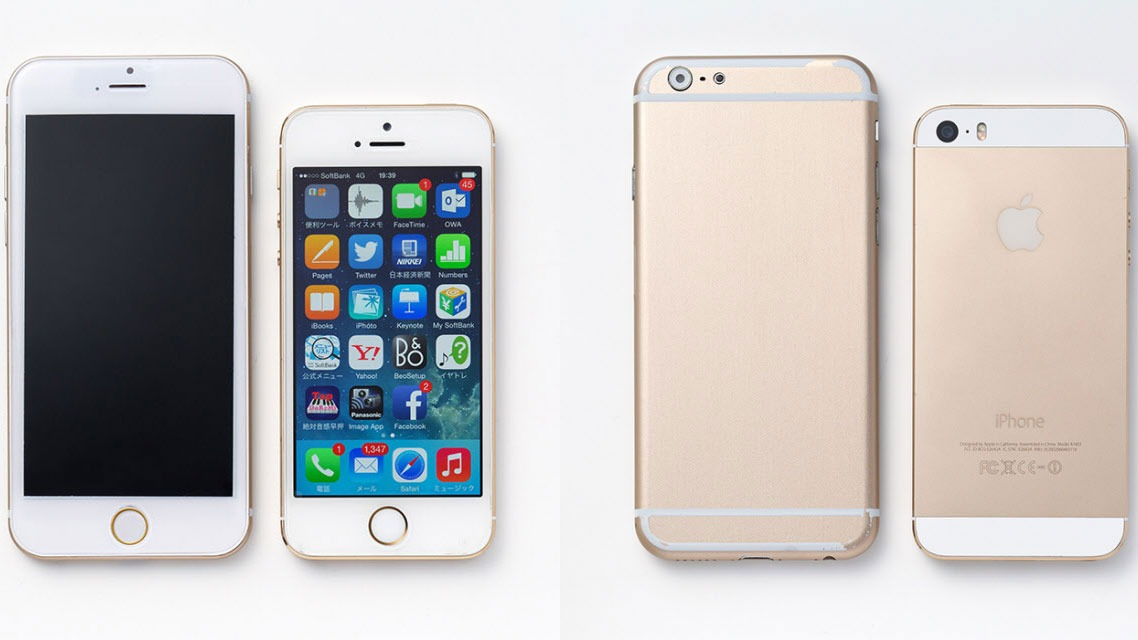 Apple iPhone 6 Design