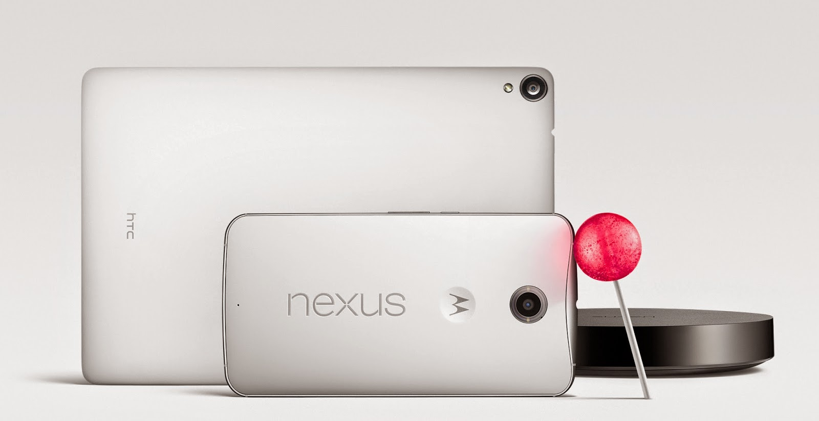 Nexus 2014 Series - Motorola Nexus 6, HTC Nexus 9, and Nexus Player