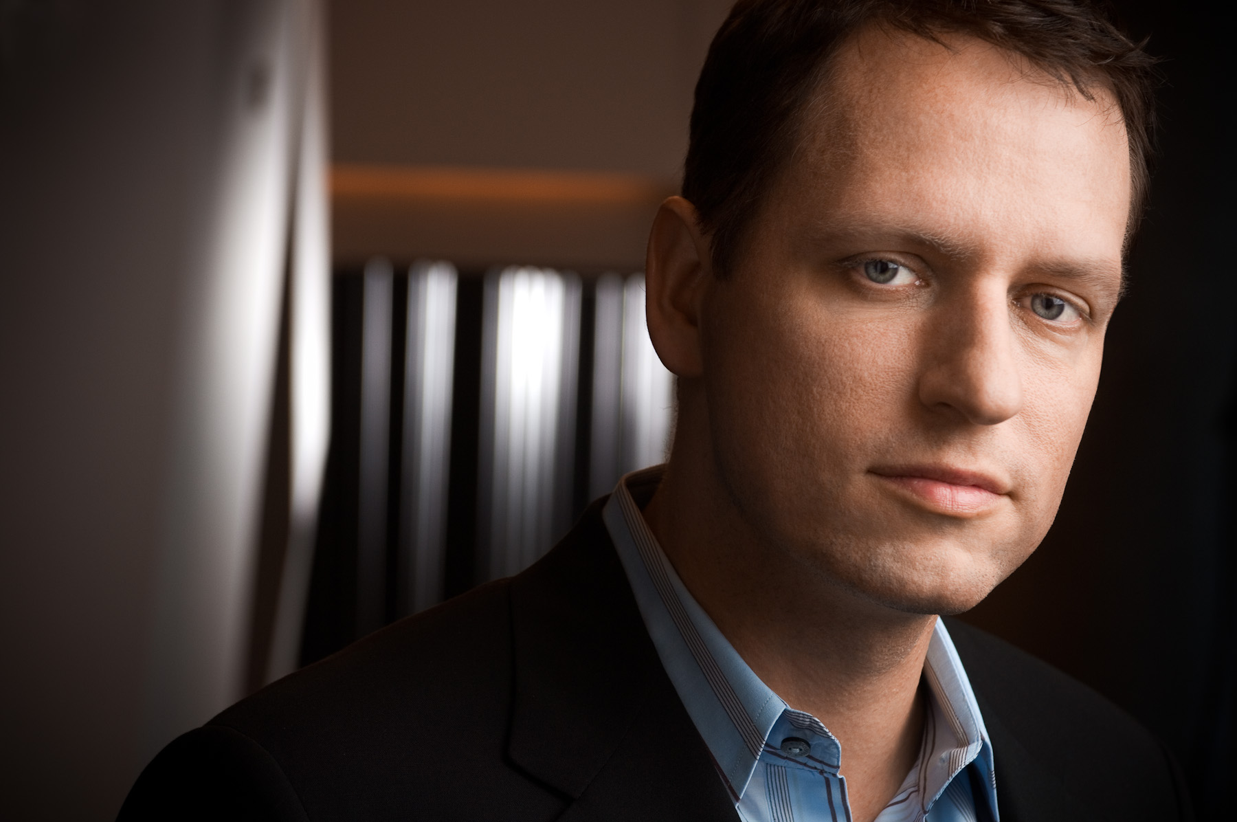 Peter Thiel, managing partner, Founders Fund