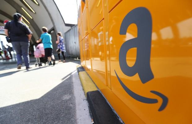 Amazon Mahindra partnership