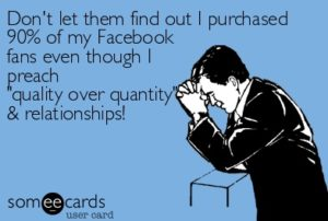 facebook fake like