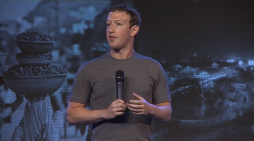 mark zuckerberg india visit