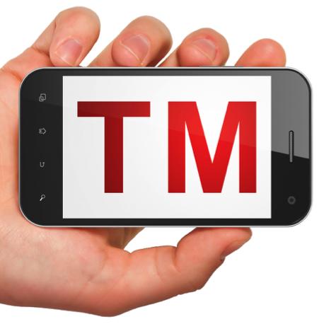 mobile app trademark