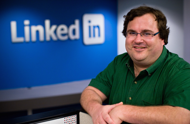 Reid Hoffman LinkedIn Founder
