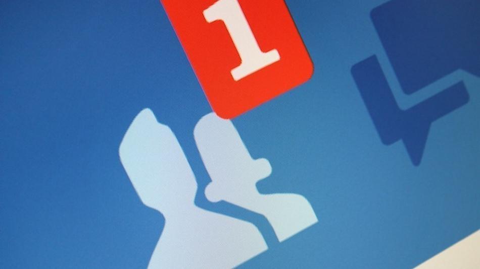 Facebook alert feature