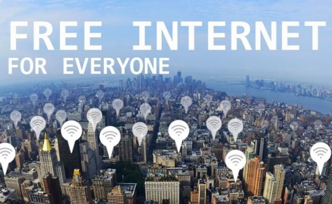 Google free wifi service in India