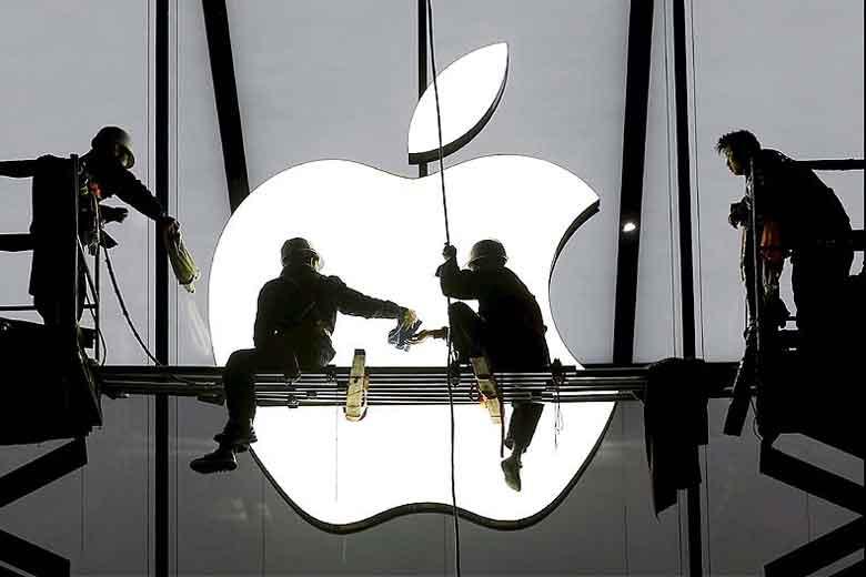 apple iphone sales in india
