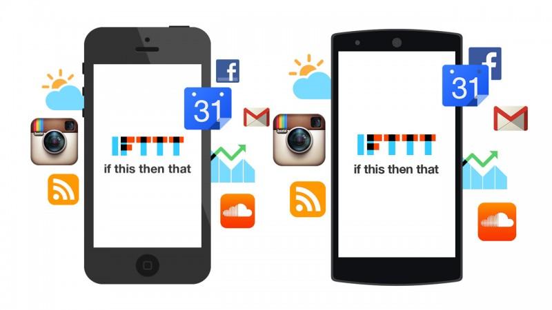 IFTT app