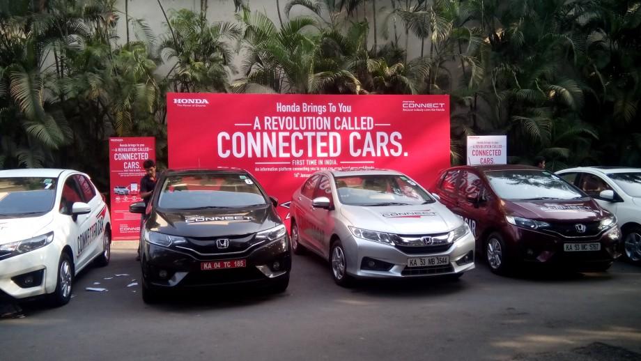 Honda car App