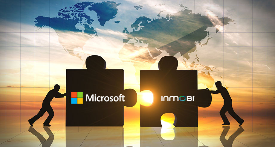 Microsoft InMobi acquisition