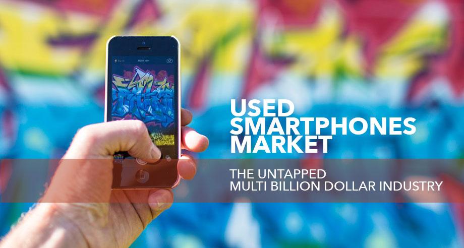 Used smartphone market