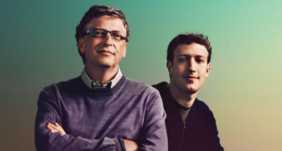 books for entrepreneurs by bill gates and mark zuckerberg