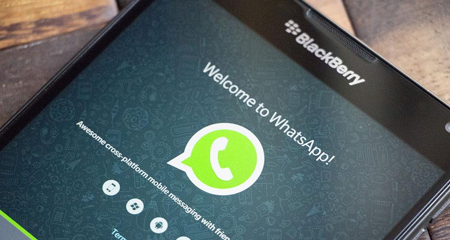 WhatsApp Abandons BB10 And Symbian