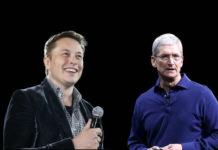 apple acquires tesla motors
