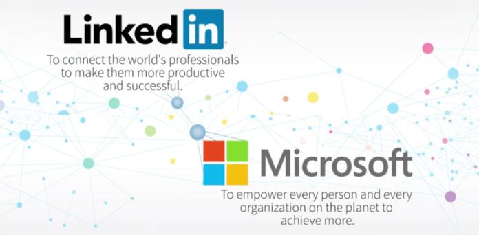 Microsoft buys LinkedIn