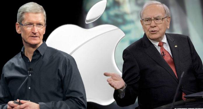 Warren Buffett Stake in Apple