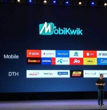 xiaomi partners with mobikwik