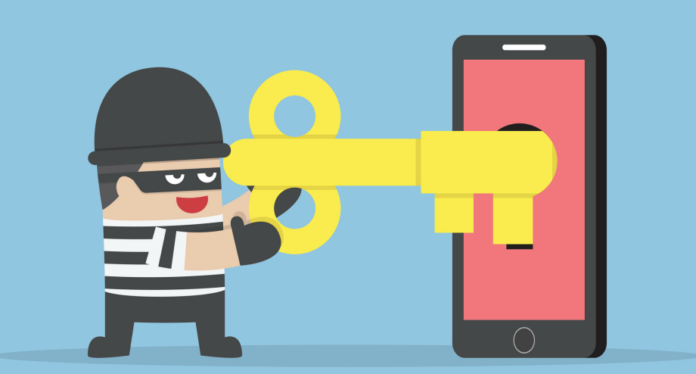 smartphone identity theft