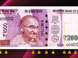exchange Rs 1000 and Rs 500 notes