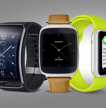 global smartwatch shipments q3 2016