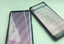 samsung galaxy s8 leaked video