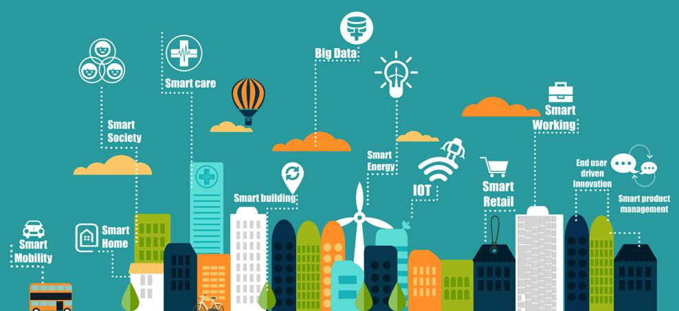 IoT industry growth revenue market 2017 - 2021