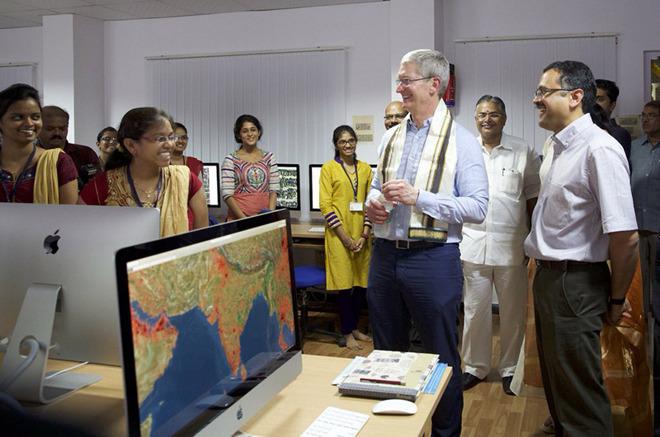 iPhone manufacturing in India