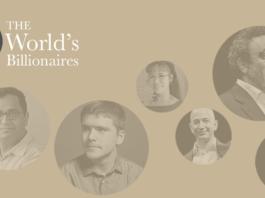 worlds top billionaires 2017