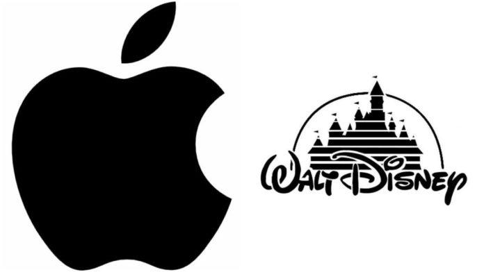 apple acquires disney