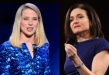 the new CEO of Uber Sheryl Sandberg