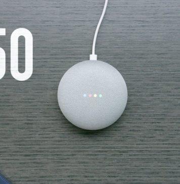Google Home Mini Price