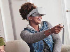 facebook oculus go vr headset