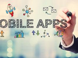 mobile app downloads q3 2017
