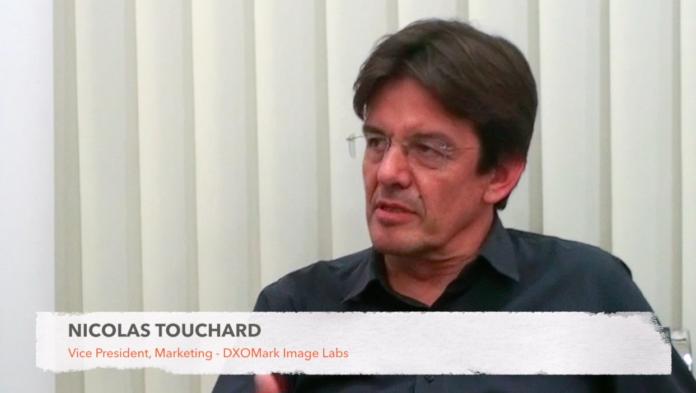 Nicolas Touchard DXOMark inerview