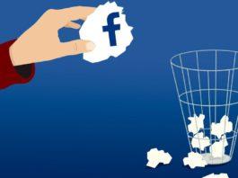 Delete Facebook is trending