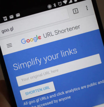Google URL Shortener shutting down