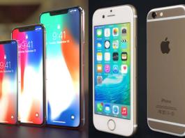 price of iPhone X 2018