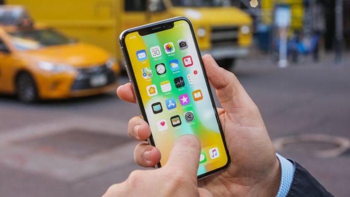 iPhone X profit share Q4 2017
